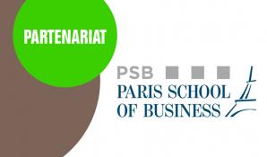 Présentation des partenariats avec la Chaire newPIC (PSB)