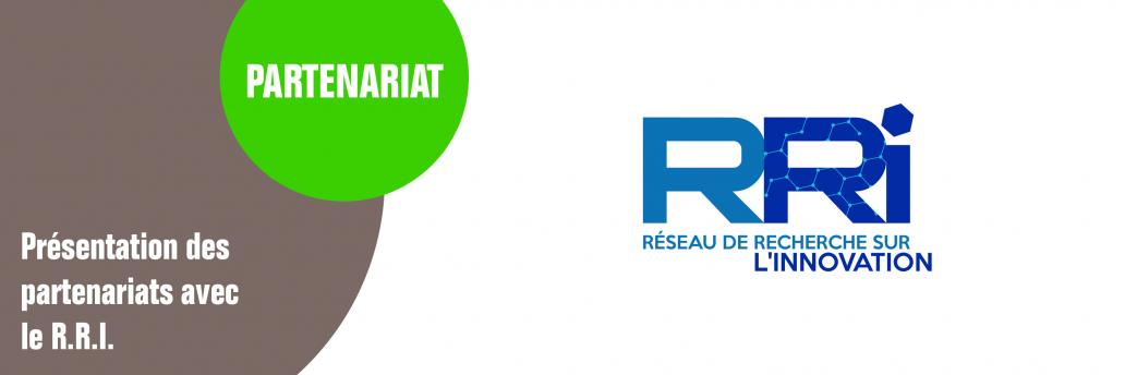 Présentation des partenariats avec le réseau de recherche sur l'innovation