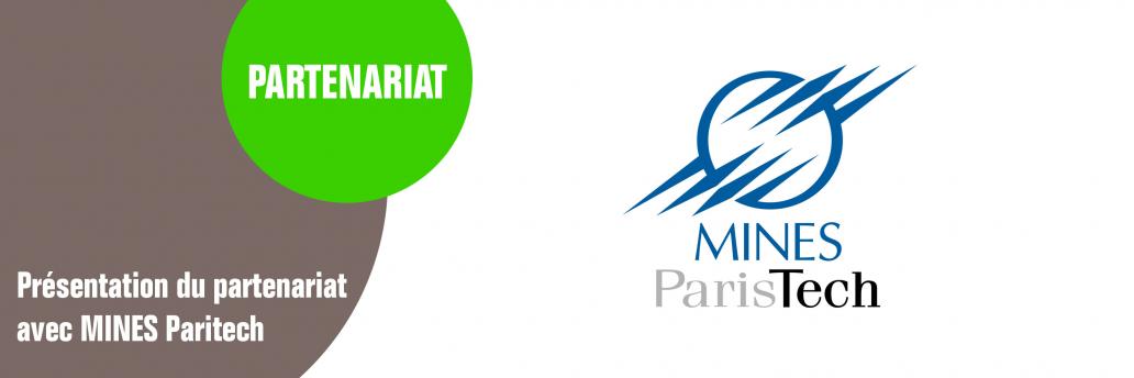 Présentation du partenariat avec MINES Paritech